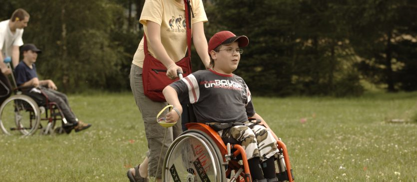 Home care for mentally disabled